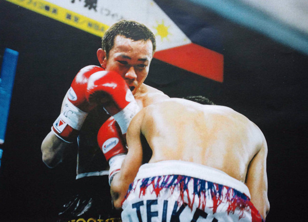 星野 敬太郎(左) × ガンボア小泉(右)