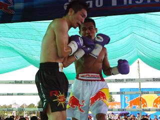 WBA世界スーパーバンタム級タイトルマッチ 12回戦
